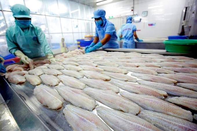 Vietnam seafood giant remains stubbornly in the red
