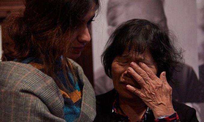 Yazidi survivor demands justice for women raped in Vietnam War