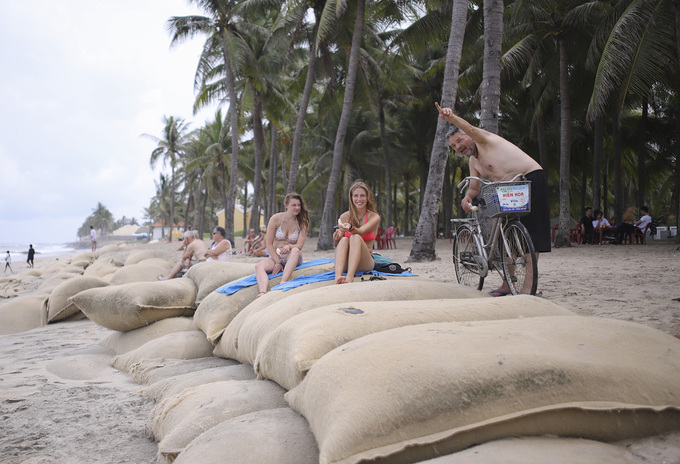 $30 million sought to protect Vietnam's Cua Dai beach from erosion