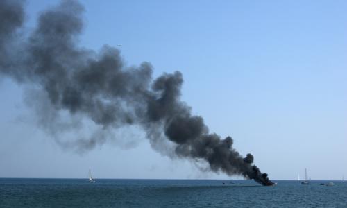 Vietnamese crewman dies in boat fire off South Korean coast