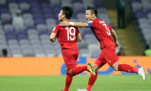 Vietnam, Jordan chart contrasting paths to Asian Cup knockout stage