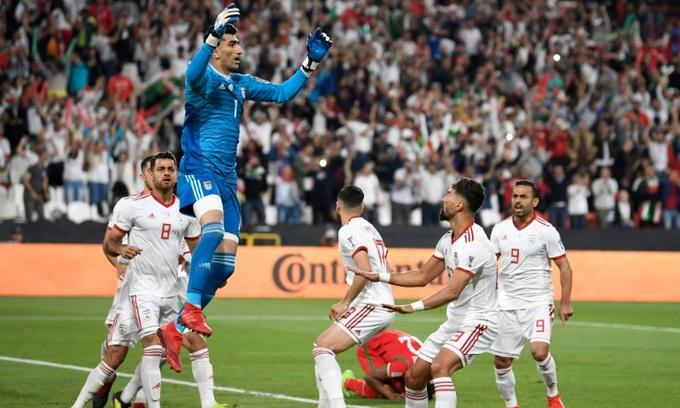 Cristiano flashback as Iran book Asian Cup quarter-final spot