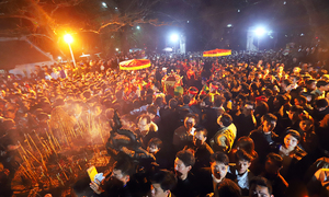 Vietnam's crisis of faith is destroying its festivals
