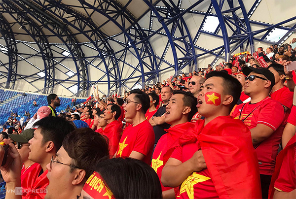 'Vietnam' second most searched keyword in Japan after Asian Cup quarterfinal