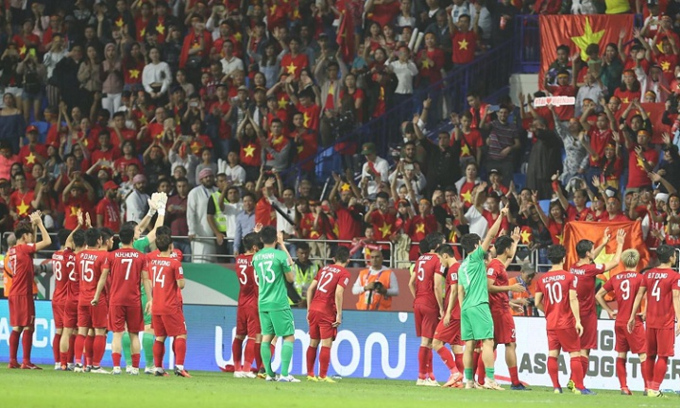 Asian media hails Vietnam despite Japan loss