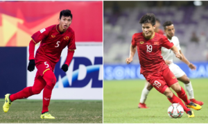 Two Vietnamese among top U21 players at Asian Cup 2019