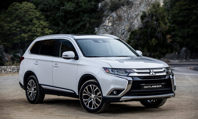 [Mitsubishi Outlander promotion picture. Photo by Mitsubishi]