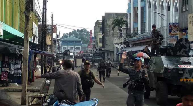 Grenade attack on mosque kills two in Philippines south