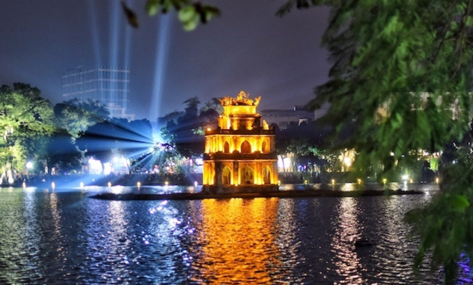 30 places where Hanoi will set off Tet fireworks