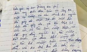 Guilty robber returns stolen cash, phones to victim in southern Vietnam