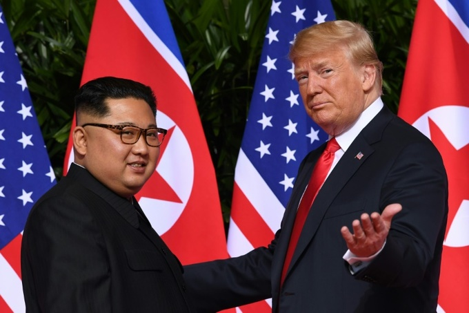 Trump sees 'good chance' of deals with N.Korea, China
