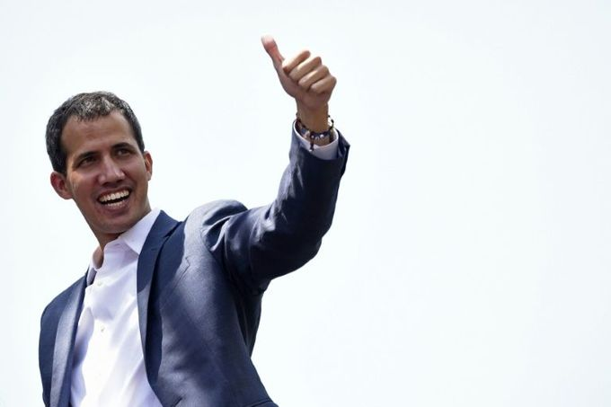 EU nations recognize Guaido as Venezuela leader