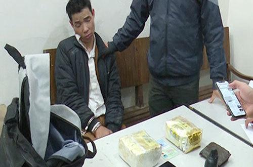 Drug suspect throws grenade at police in northern Vietnam