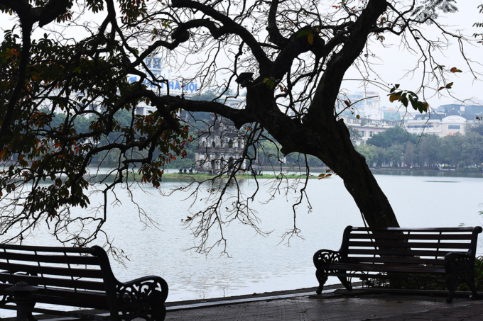 Deserted Hanoi, Saigon become oases of peace and quiet