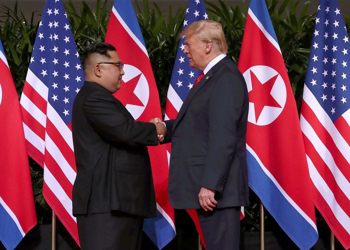 Trump to meet with Kim Jong-un in Vietnam within weeks