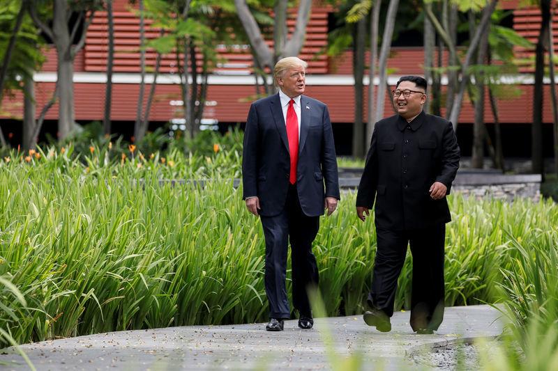 Trump-Kim summit in Hanoi to further mutual agendas
