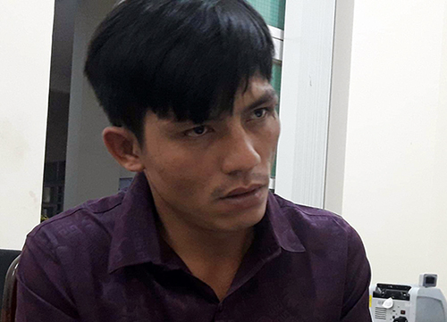 Nguyen Vu Hoang Nam, 29. Photo courtesy of the police