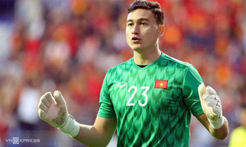 Revealed: Thai club paid $500,000 for Vietnam goalkeeper Lam