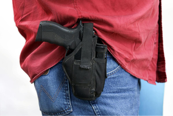 U.S. appeals court to revisit open carrying of guns