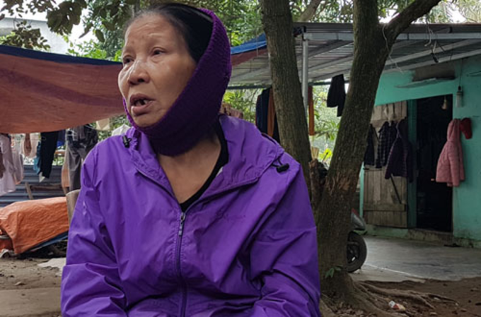 The old mother narrates the story of how she found her daughter, a victim of human trafficking, after 16 years.