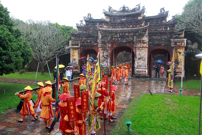 Vietnams last dynastic resurrected in Hue imperial citadel (unedited) - 1