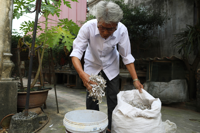 Artisan sustains legacy of clay statue making in northern Vietnam - 2
