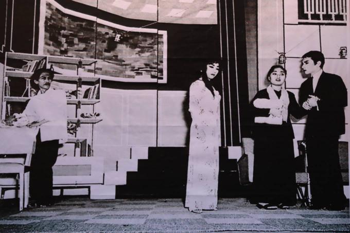 Saigon street exhibition honors Vietnam folk operaSaigon street exhibition honors Vietnam folk opera - 3