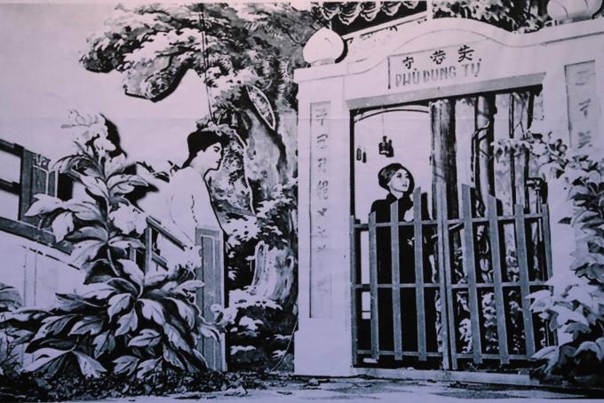 Saigon street exhibition honors Vietnam folk operaSaigon street exhibition honors Vietnam folk opera - 4