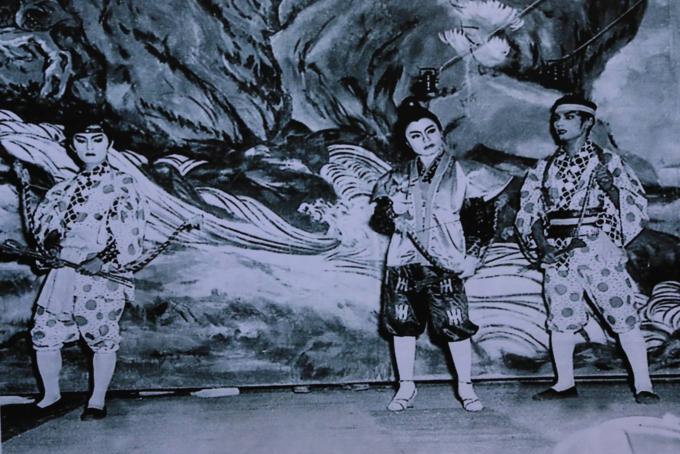 Saigon street exhibition honors Vietnam folk operaSaigon street exhibition honors Vietnam folk opera - 5