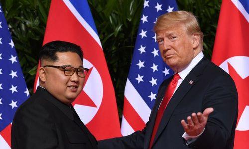 Kim-Trump summit a 'remarkable breakthrough' for peace: Moon