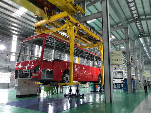 Leading Vietnamese car maker plans private share issue