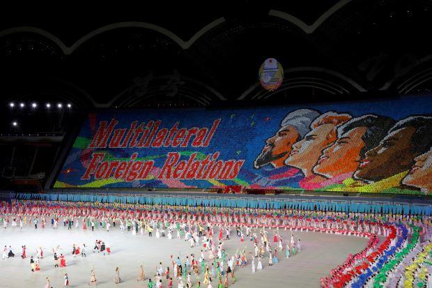 Diplomatic gold? Joint North Korea-South Korea Olympic bid faces long odds