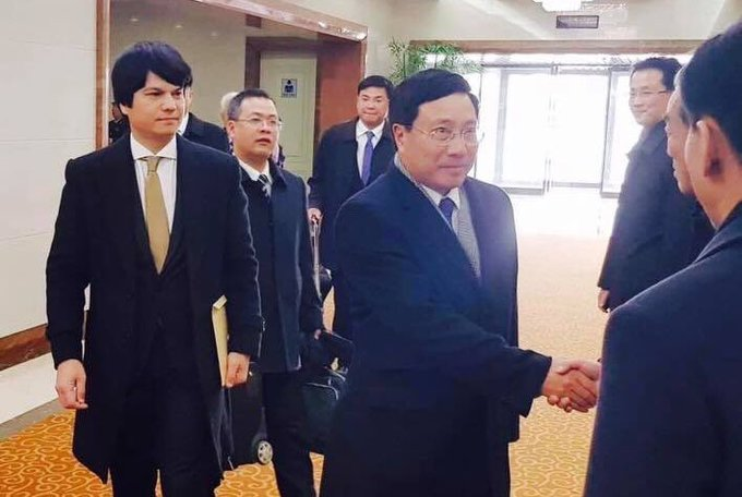Vietnam foreign minister visits N. Korea ahead of Trump-Kim summit