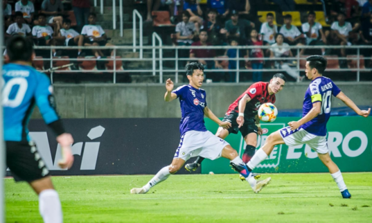 AFC Champions League: Hanoi FC enters second qualification round
