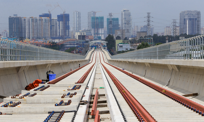 HCMC wants first metro line finished in 2020