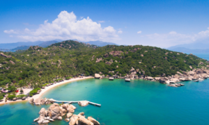 Vietnam's peninsula chosen as shooting location for US reality show