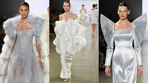 Vietnamese designers headturning collection at New York Fashion Week showered in international praise (unedited)
