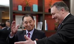 Pompeo: US aims to 'get as far down the road as we can' with North Korea