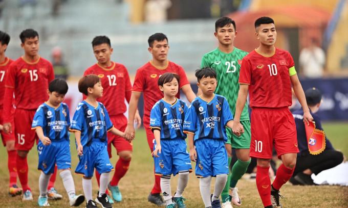 Vietnam selects 23-member AFF U22 squad