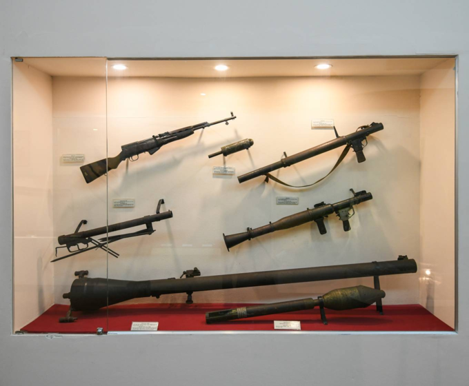 Vietnam Military History Museum preserves legacy of national resistance - 3