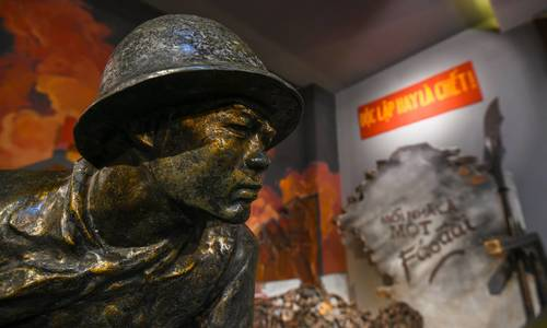 Vietnam Military History Museum preserves legacy of national resistance