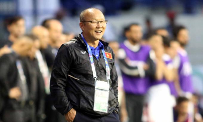 Vietnam football coach sparks positive outlook on South Korea