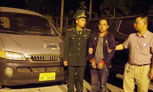 Lao man nabbed for trafficking 300 kg of meth in Vietnam