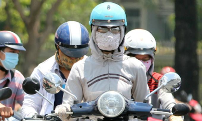 Ultra high UV levels hitting Saigon, experts warn