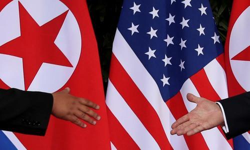 US blocks North Korean air traffic revival ahead of Trump-Kim summit