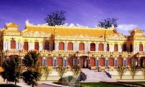 Last Vietnamese king's palace to be rebuilt at $5.3 mln