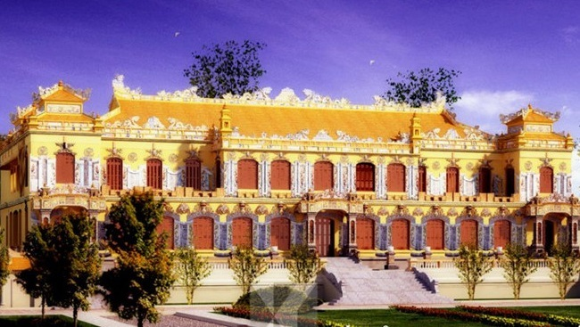 Last Vietnamese king's palace to be rebuilt at $5.3 mln