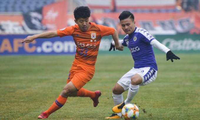 Hanoi FC knocked out of AFC Champions League