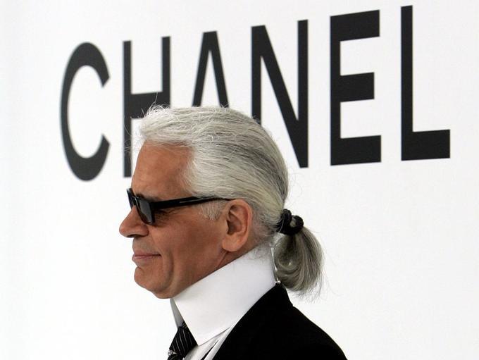 Fashion's 'creative genius' Karl Lagerfeld dies at 85