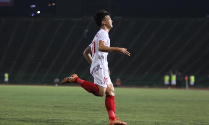 Vietnam advance to U22 AFF Championship semi-finals with Timor Leste win